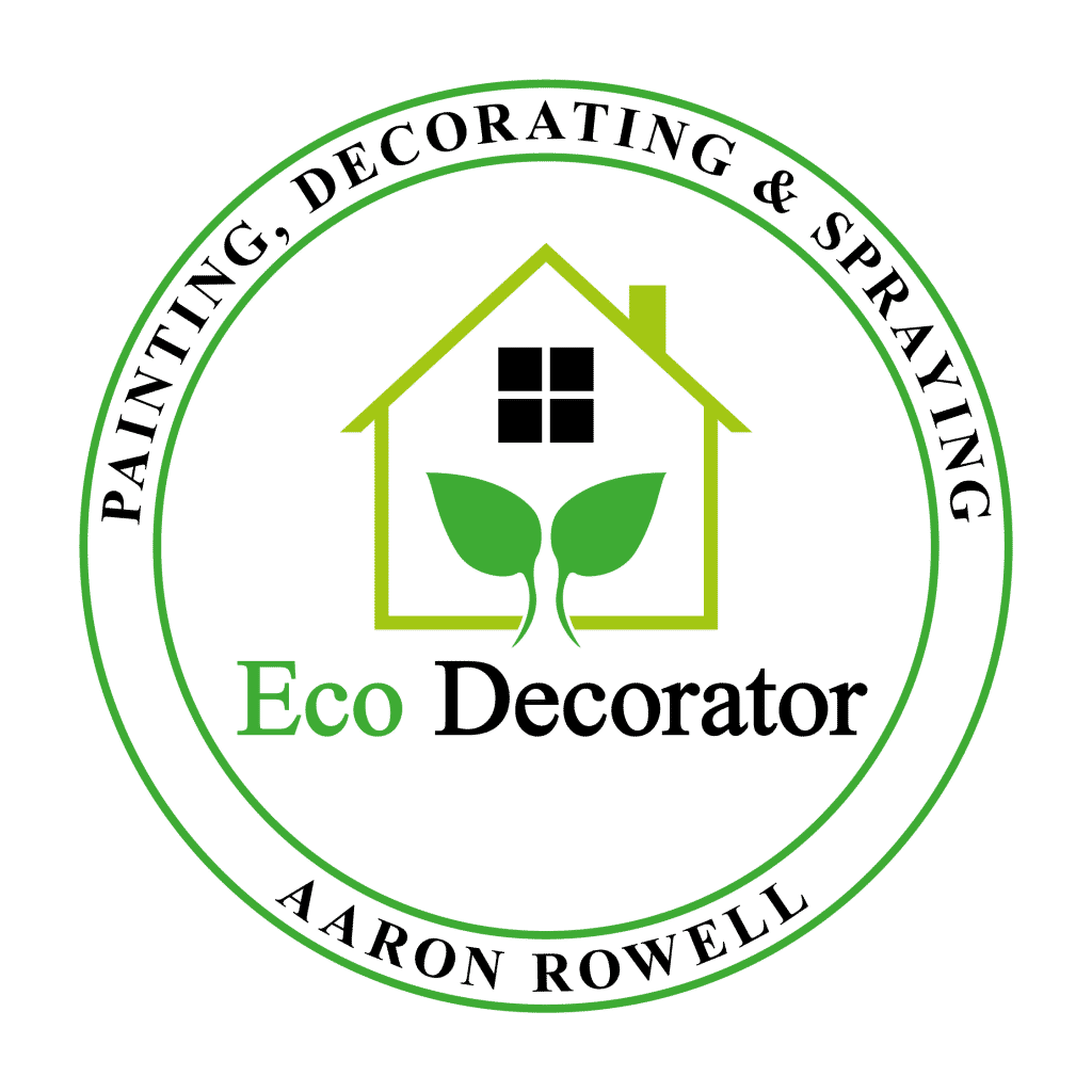 Eco Decorator logo Residential house painter and decorator